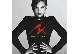 Alicia Keys - Girl On Fire - (CD)