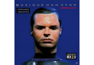 Fernando Abrantes - Musique Non Stop - Version 2015 - (Maxi Single CD)