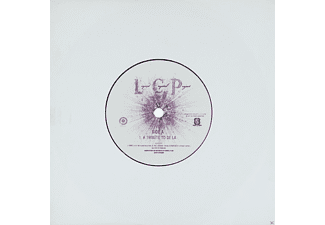 Liquid Crystal Project - Tribute To De La / Stakes Still - (Vinyl)