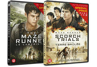 The Maze Runner & The Maze Runner: Scorch Trials | DVD