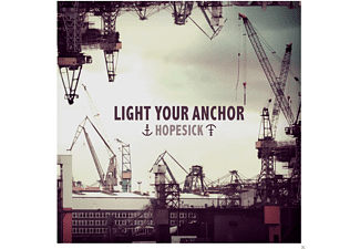 Light Your Anchor - Hopesick [CD]