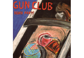 The Gun Club - Death Party - (CD)