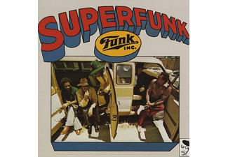 FUNK INC. - Superfunk - (Vinyl)