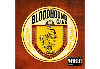 Bloodhound Gang - One Fierce Beer Coaster/Special - (CD)