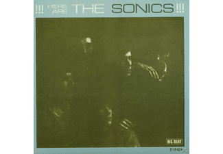 Sonics - Here Are The Sonics!!! - (CD)