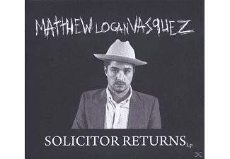 Matthew Logan Vasquez - Solicitor Returns - (CD)