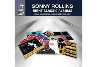 Sonny Rollins - 8 Classic Albums [CD]
