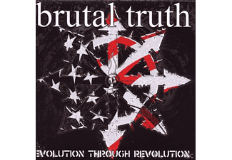 Brutal Truth - Evolution Through Revolution [CD]