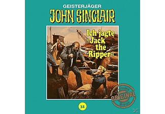 "John Sinclair 32: Ich jagte ""Jack the Ripper"" - 1 CD - Horror"