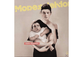 Modeselektor - Happy Birthday! - (Vinyl)