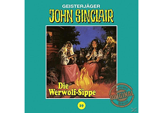 John Sinclair 29: Die Werwolf-Sippe - 1 CD - Horror
