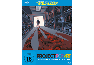 The Equalizer (Steelbook) [Blu-ray]
