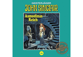 John Sinclair 16: Asmodinas Reich - 1 CD - Horror