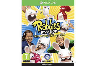 Rabbids Invasion Xbox One