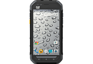 CATERPILLAR CAT S30, Outdoor Handy, 8 GB, 4.5 Zoll, Schwarz, Dual SIM