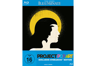 Illuminati (Steelbook) - (Blu-ray)