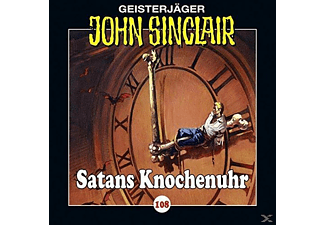 Satans Knochenuhr - 1 CD - Horror