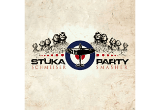Stuka Party - Schmeiser Smasher-10 ' ' - (LP + Bonus-CD)