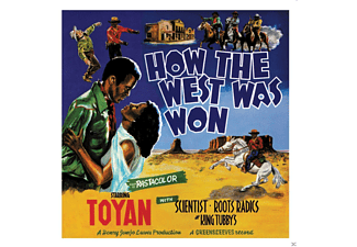 Toyan - How The West Was Won - (Vinyl)