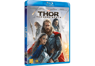 Thor - The Dark World Action Blu-ray