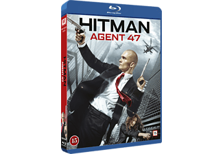 Hitman: Agent 47 Action Blu-ray