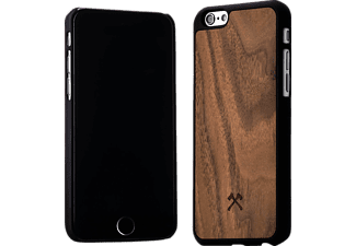 WOODCESSORIES EcoCase Calvin iPhone 6 Plus, iPhone 6s Plus Handyhülle, Braun/Schwarz