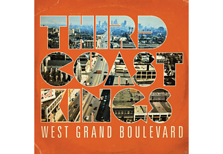 Third Coast Kings - West Grand Boulevard - (Vinyl)