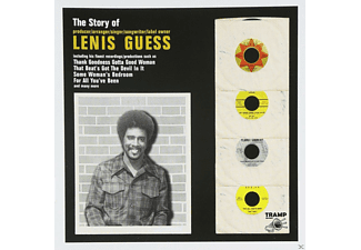 Lenis Guess - The Story Of Lenis Guess [CD]
