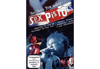 The Sex Pistols - God Save The Queen [DVD]