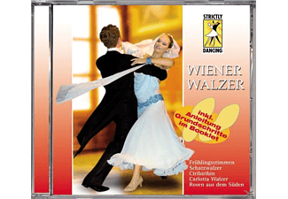VARIOUS - Strictly Dancing-Wiener Walz [CD]