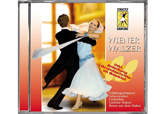 VARIOUS - Strictly Dancing-Wiener Walz - (CD)