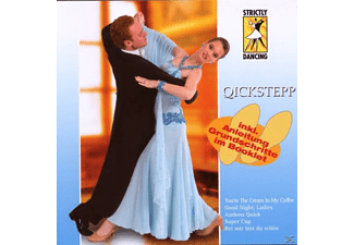 VARIOUS - Strictly Dancing-Quickstep - (CD)