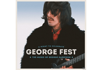 Various - GEORGE FEST-A NIGHT TO CELEBRATE GEORGE HARRISON - (CD + Blu-ray Disc)