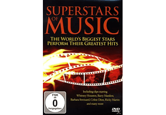 VARIOUS - Superstar Of Music - (DVD)