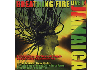 VARIOUS - Breathing Fire - (CD)
