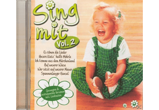 VARIOUS - Sing Mit Vol.2 - (CD)