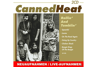 Canned Heat - Rollin' And Tumblin' [CD]