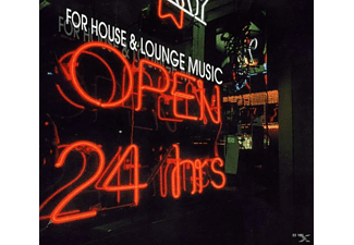 VARIOUS - Open 24 Hours [CD]