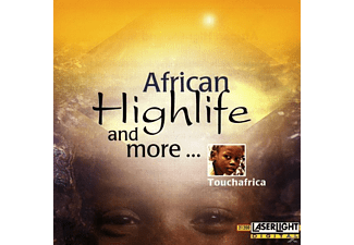 The Magazines B - African Highlife And More [CD]