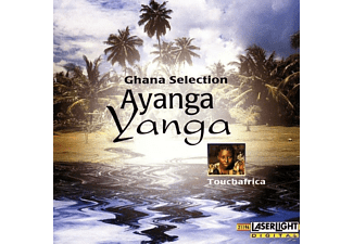 Mama Africa - Ghana Selection - Ayanga Yanga [CD]