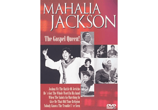 Mahalia Jackson - The Gospel Queen - (DVD-Audio Album)