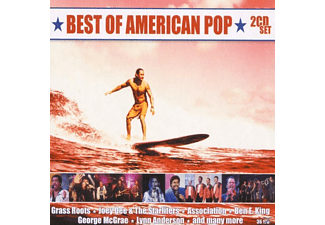 PLATTERS/MIRACLES/KING - BEST OF AMERICAN POP - (CD)