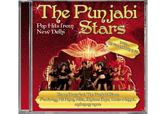 VARIOUS - The Punjabi Stars Pop Hits From New Delhi - (CD)