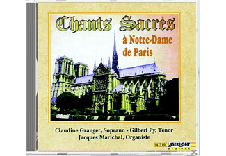 VARIOUS - Chants Sacres A Notre-Dame De Paris - (CD)