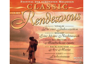 VARIOUS - Classic Rendezvous - (CD)