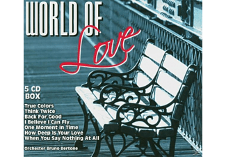 VARIOUS - World Of Love - (CD)