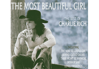 Charlie Rich - The Most Beautiful Girl - (CD)