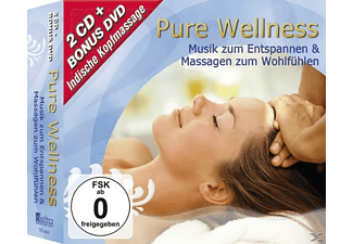 VARIOUS - Purewellness - (CD)