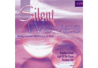 VARIOUS - Silent Waves/Dancing Fantasies - (CD)