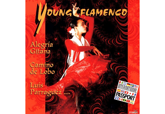 VARIOUS - Young Flamenco [CD]